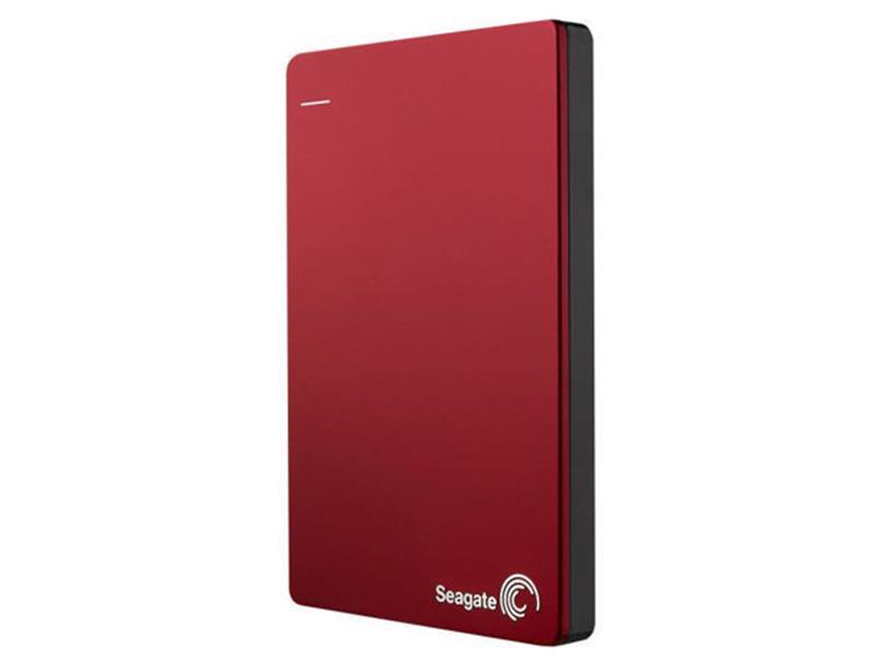 "External HDD Seagate Backup+ Portable 2TB 2,5"" Red STDR2000203 computer   περιφερειακά   σκληροί δίσκοι"