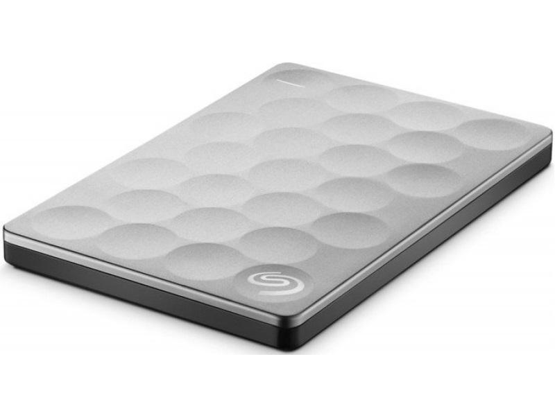 External HDD Seagate STEH1000200 Backup Plus Ultra Slim 1TB Plat computer   περιφερειακά   σκληροί δίσκοι