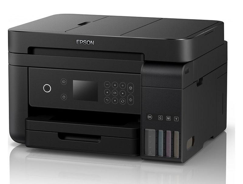 Πολυμηχάνημα Epson EcoTank ITS L6170 WiFi ink computer   περιφερειακά   εκτυπωτές πολυμηχανήματα