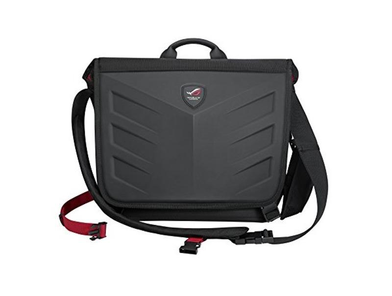 """Τσάντα Laptop Asus ROG Ranger Messenger 16"""" Black computer   αξεσουάρ laptop   θήκες τσάντες"""