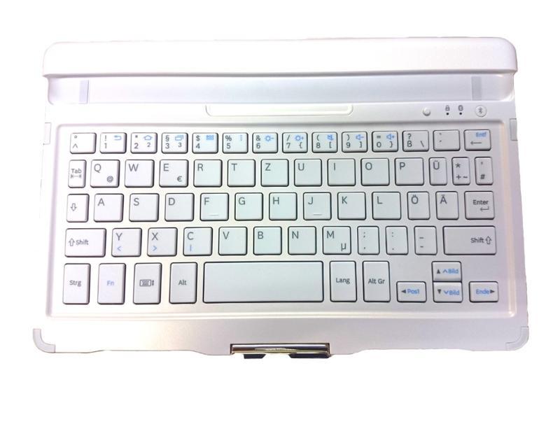 Bluetooth Keyboard Samsung EJ-CT700MW (QWERTZ) White