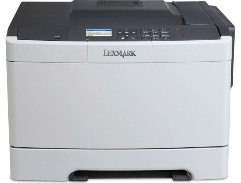 Printer Lexmark CS417DN Laser Color computer   περιφερειακά   εκτυπωτές πολυμηχανήματα