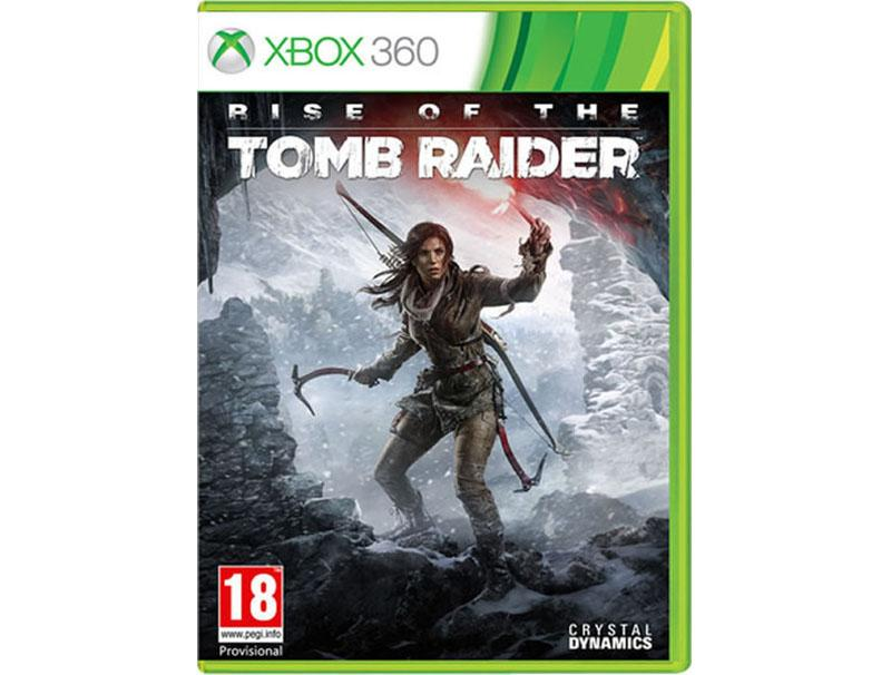 Game Rise Of The Tomb Raider XBOX 360 gaming   games