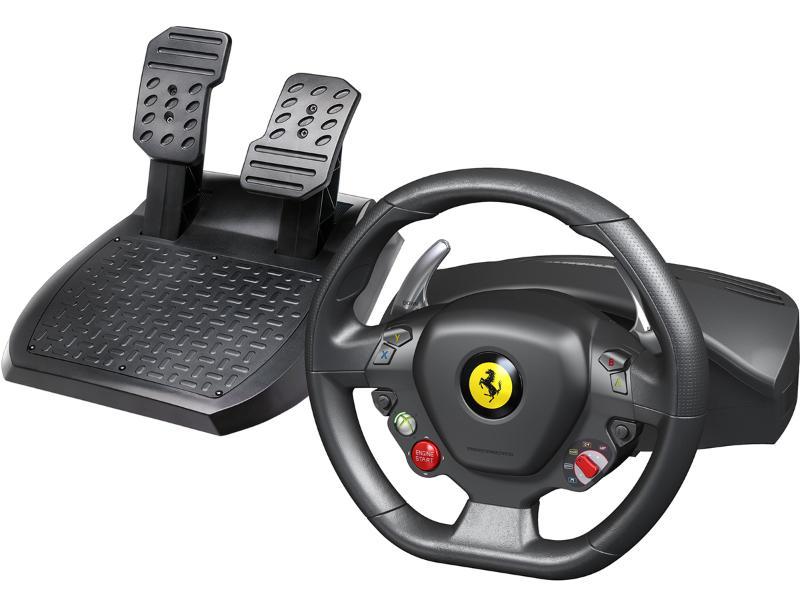 Τιμονιέρα Thrustmaster Ferrari 458 Italia (XB360/PC) TH0043 gaming   gaming accessories   χειριστήρια