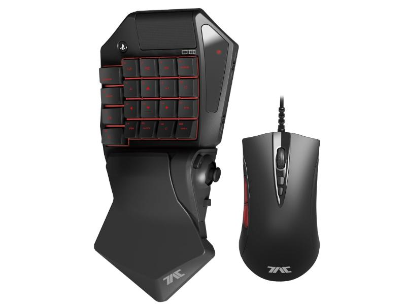 Set Gaming Keypad and mouse Hori Tactical Assault Commander Pro gaming   gaming accessories   χειριστήρια