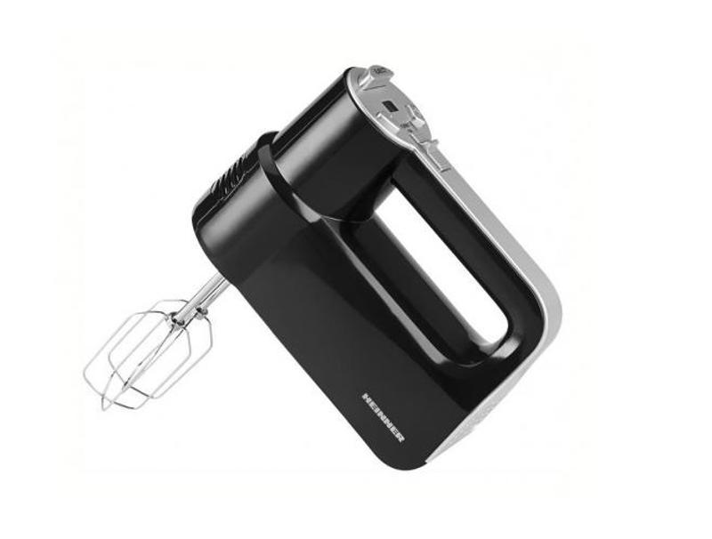 Μίξερ Χειρός Heinner HM-450D Black οικιακές συσκευές   μικροσυσκευές   μίξερ