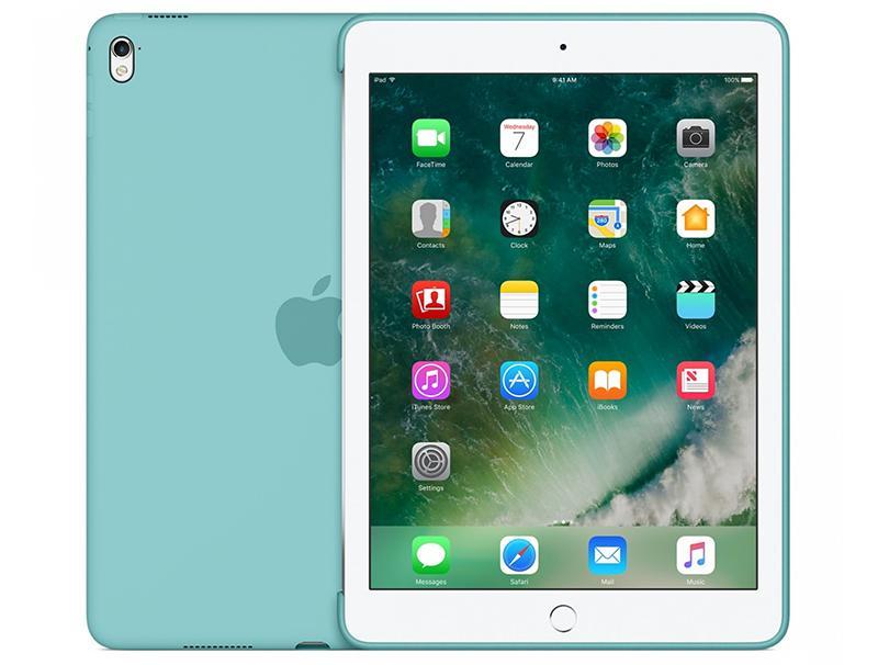 Apple Silicone Case iPad 9.7 Sea blue MN2G2 computer   περιφερειακά   θήκες tablet