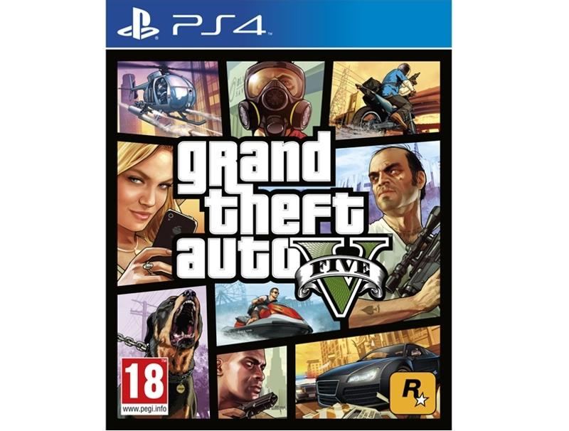 Game Grand Theft Auto V PS4 gaming   games