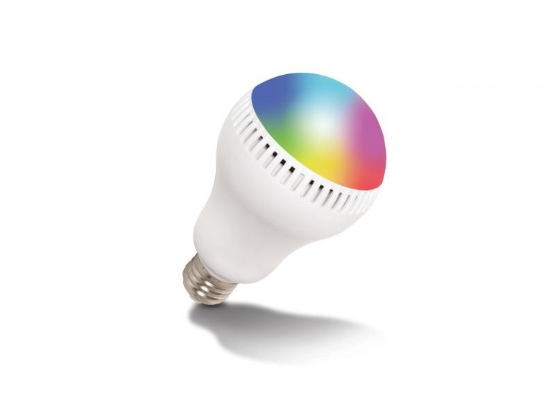 Smart Bulb GoClever Color Sound computer   έξυπνο σπίτι