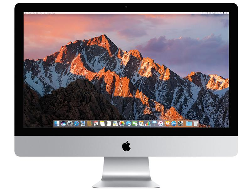 "Apple iMac MNEA2 27"" 5K i5 3.5GHz,8GB,1TB,AMD Pro 575 4GB,MacOS,Silver computer   υπολογιστές   all in one"