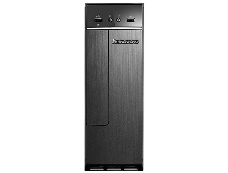 Desktop Lenovo IdeaCentre 300S-11IBR J3710,4GB,500GB,Nvidia GT 720 2GB,Dos,Black computer   υπολογιστές   desktop pc s