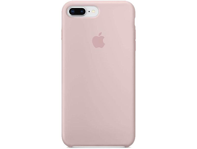Apple Silicone Case iPhone 7 Plus / 8 Plus Pink Sand MQH22 τηλεφωνία   αξεσουάρ   θήκες κινητών