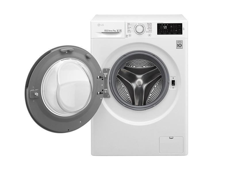 Πλυντήριο Ρούχων LG F4J5QN3W