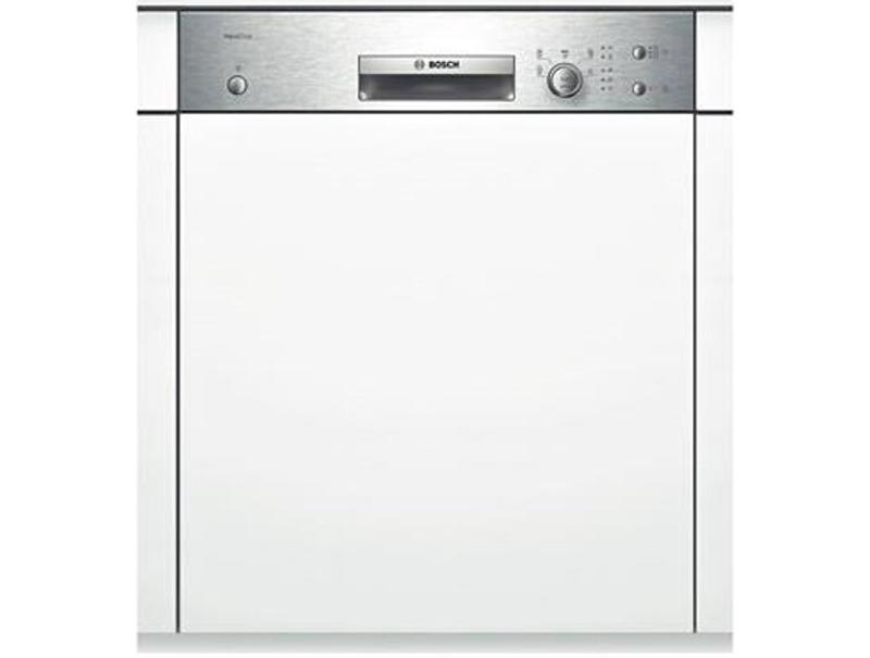Πλυντήριο πιάτων Εντοιχιζόμενο Bosch SMI50D35EU Inox 60cm οικιακές συσκευές   λευκές συσκευές   πλυντήρια πιάτων