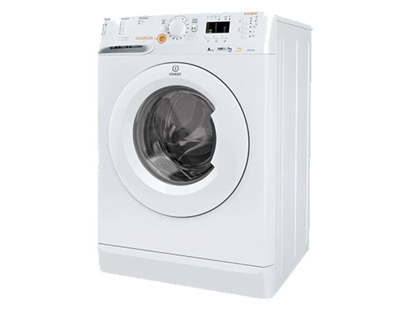Πλυντήριο-Στεγνωτήριο Ελεύθερο Indesit XWDA751480XWWWBEU 7kg πλυση 5kg στεγνωμα  οικιακές συσκευές   λευκές συσκευές   πλυντήρια στεγνωτήρια ρούχων