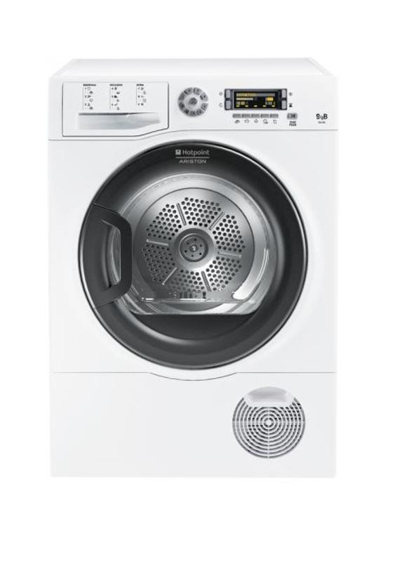 Στεγνωτήριο ρούχων Ελεύθερο Hotpoint-Ariston FTCD97B6H 9kg White οικιακές συσκευές   λευκές συσκευές   στεγνωτήρια