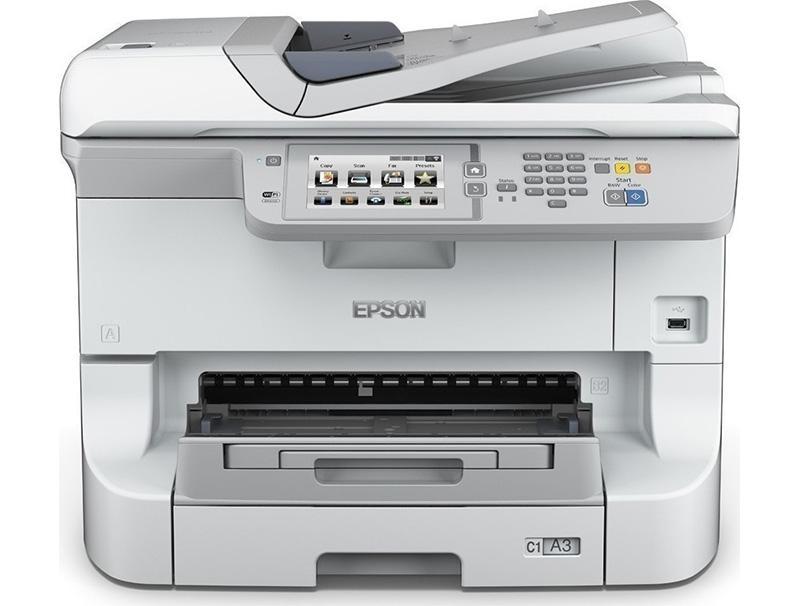 Πολυμηχ/μα Epson WorkForce Pro WF-8510DWF Α3 inkjet colour computer   περιφερειακά   εκτυπωτές πολυμηχανήματα