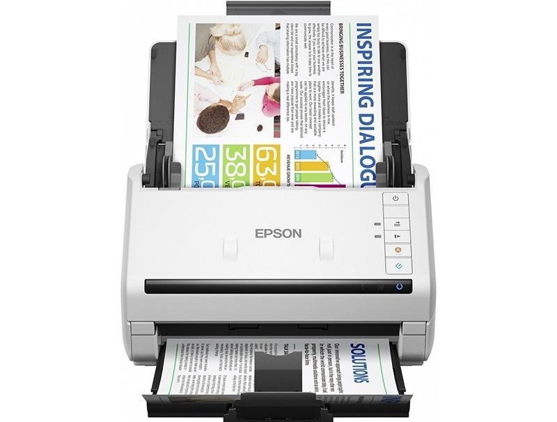 Scanner Epson Workforce DS-530 computer   περιφερειακά   εκτυπωτές πολυμηχανήματα