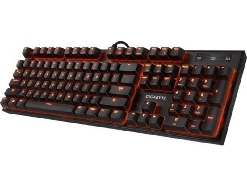 Keyboard Gigabyte Force K85 RGB Mechanic Wired computer   περιφερειακά   πληκτρολόγια
