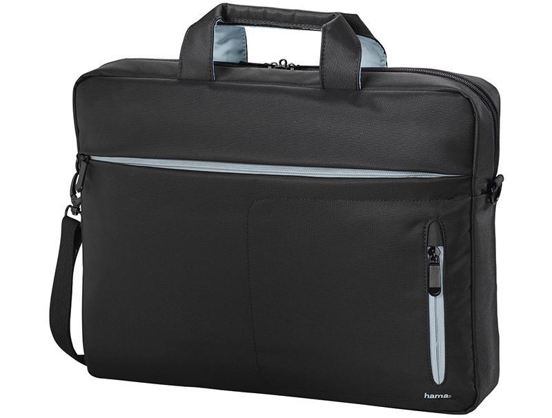 """Τσάντα Laptop Hama Marseille 101281 15,6"""" black/grey computer   αξεσουάρ laptop   θήκες τσάντες"""