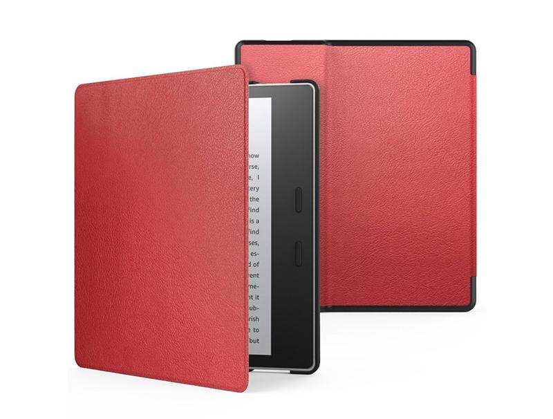 Θήκη Smartcase για Amazon Kindle Oasis 2 2017 Red computer   περιφερειακά   θήκες tablet