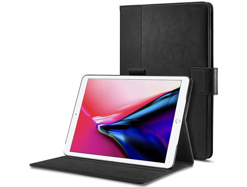 Θήκη Spigen Stand Folio για Apple iPad 10.5 Pro Black 052CS22392 computer   περιφερειακά   θήκες tablet
