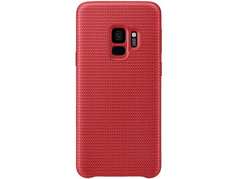 Θήκη Samsung HyperKnit Cover EF-GG960FREGWW Red S9 G960F τηλεφωνία   αξεσουάρ   θήκες