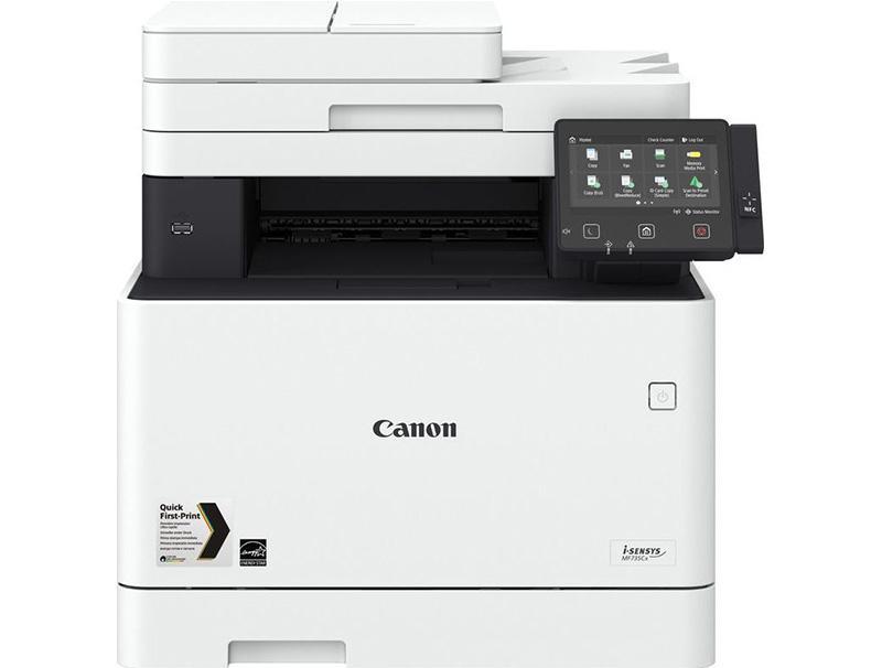 Πολυμηχ/μα Canon i-Sensys MF735Cx Wi-Fi laser colour computer   περιφερειακά   εκτυπωτές πολυμηχανήματα