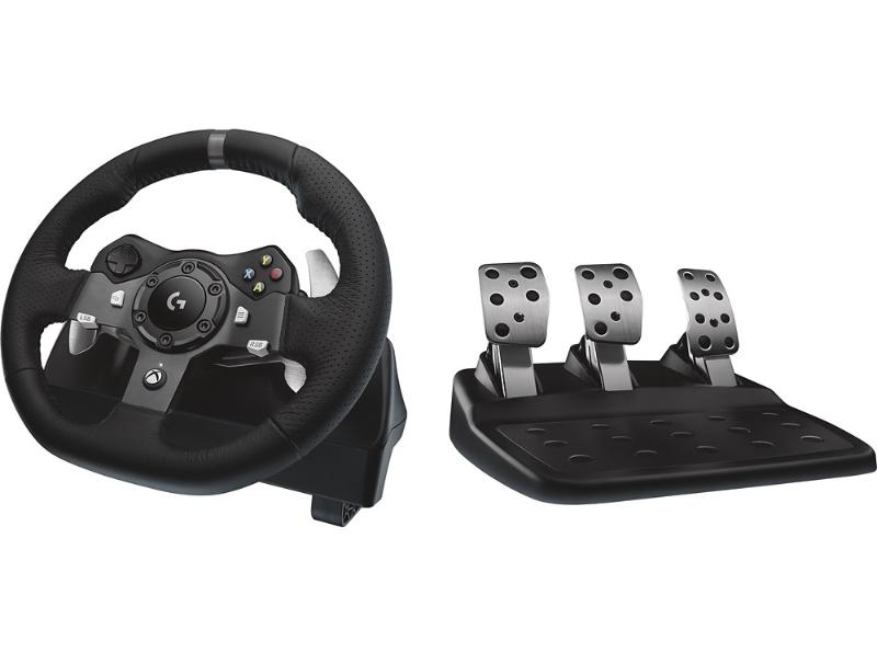 Logitech G920 Driving Force για PC/XBOX ONE gaming   gaming accessories   χειριστήρια
