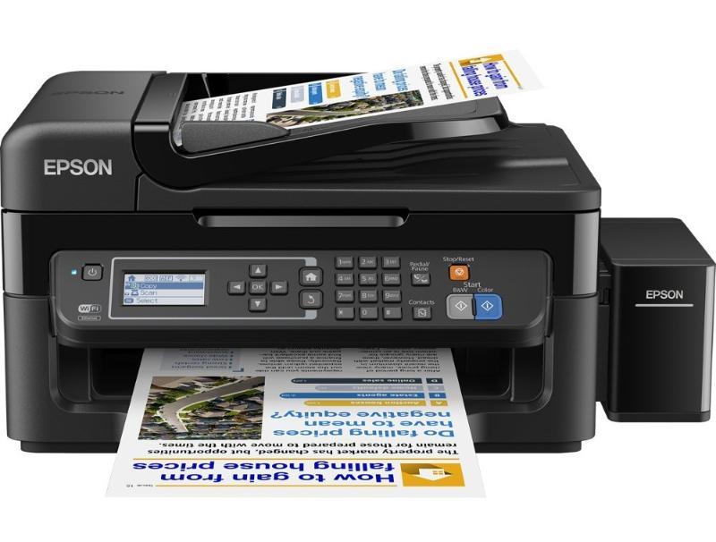 Πολυμηχάνημα Epson L565 ITS inkjet computer   περιφερειακά   εκτυπωτές πολυμηχανήματα
