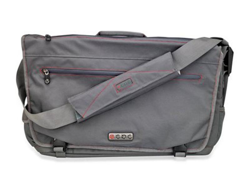 """Τσάντα Laptop ECBC Trident Messenger 14"""" Grey computer   αξεσουάρ laptop   θήκες τσάντες"""