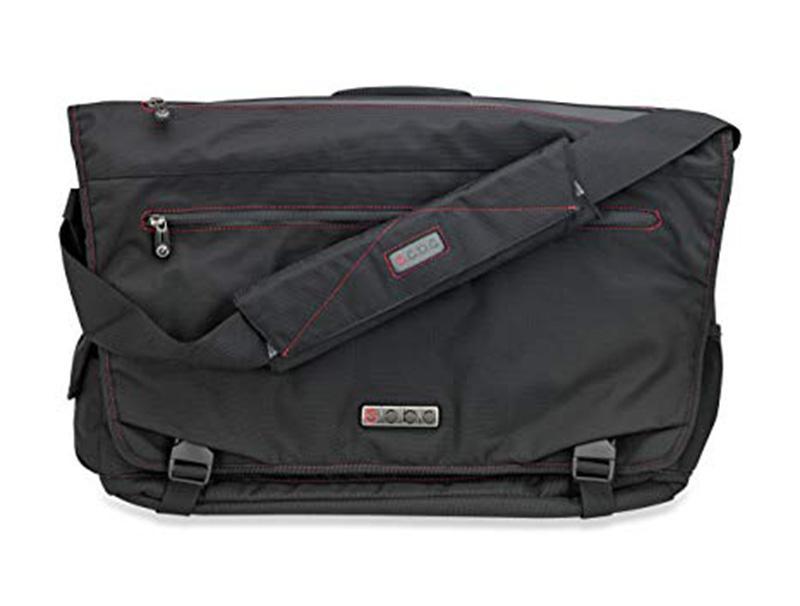 """Τσάντα Laptop ECBC Trident Messenger 14"""" Black computer   αξεσουάρ laptop   θήκες τσάντες"""