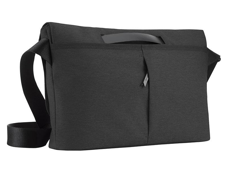 """Τσάντα Laptop Dell Opin Mini Messenger 13"""" Black computer   αξεσουάρ laptop   θήκες τσάντες"""