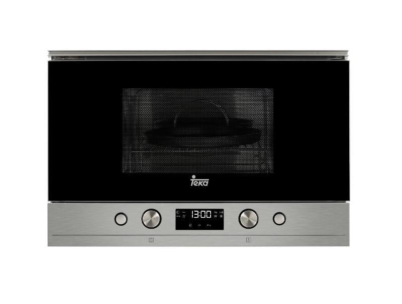 Φούρνος Μικροκυμάτων Εντοιχιζόμενος Teka MWS 22 EGR 22lt Grill Black/inox οικιακές συσκευές   λευκές συσκευές   φούρνοι μικροκυμάτων