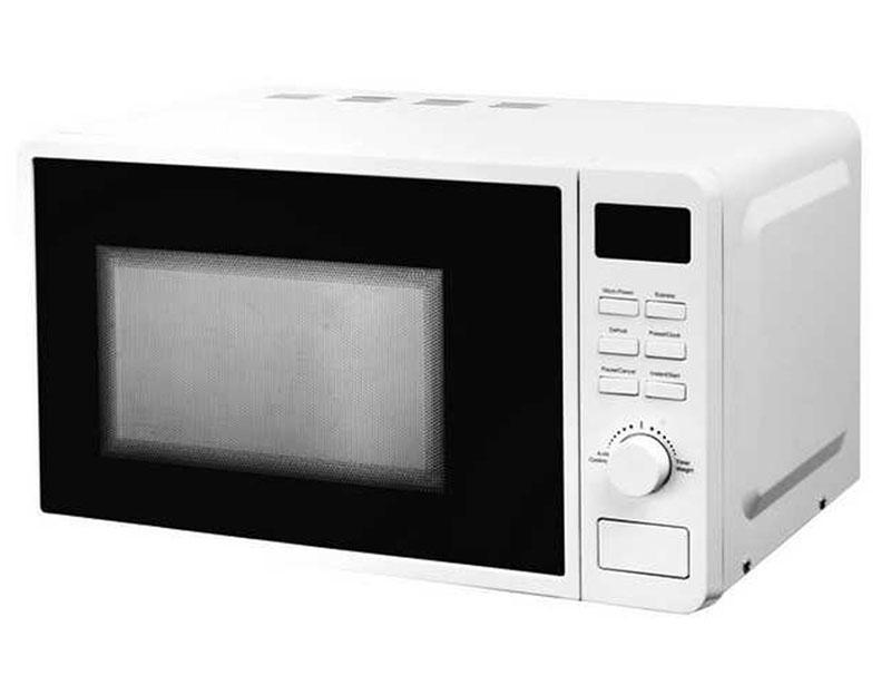 Φούρνος Μικροκυμάτων Ελεύθερος Crown CDMO-2098D 20lt White