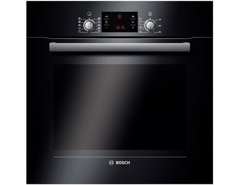 Εντοιχιζόμενος Φούρνος άνω πάγκου Bosch HBG 34B560 Black οικιακές συσκευές   λευκές συσκευές   φούρνοι