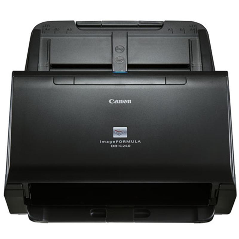 Scanner Canon DR-C240 black computer   περιφερειακά   εκτυπωτές πολυμηχανήματα
