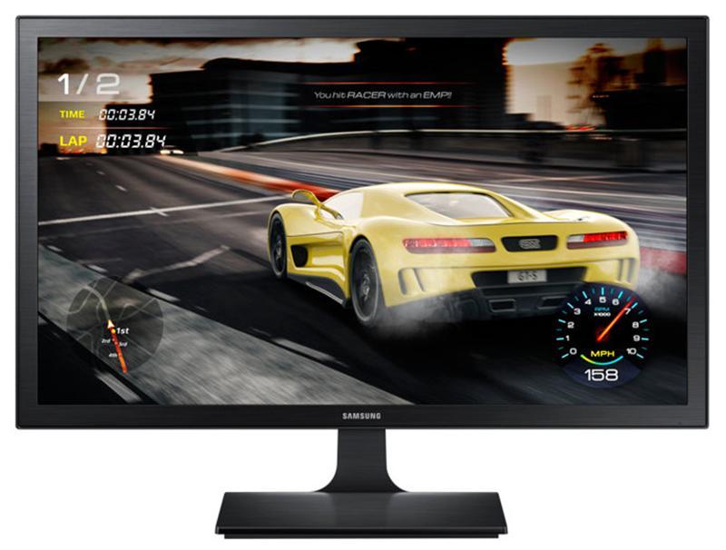 "Monitor Samsung LS27E330HSX 27"" LED Full HD computer   περιφερειακά   monitor"