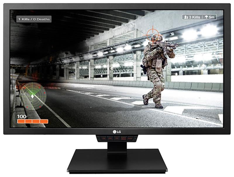 "Monitor LG 24GM79G 24"" LED FullHD black computer   περιφερειακά   monitor"
