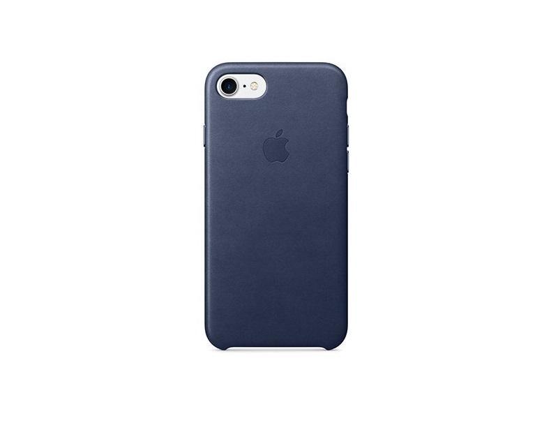 Apple Leather Case iPhone 7 / 8 Midnight Blue MMY32 τηλεφωνία   αξεσουάρ   θήκες κινητών