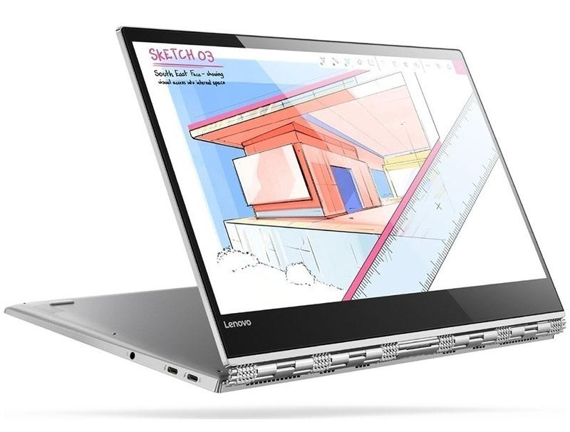 "Laptop Lenovo Yoga 920-13IKB Glass 2in1 13.9"" 3840x2160 Touch i7-8550U,16GB,512G computer   υπολογιστές   laptop"
