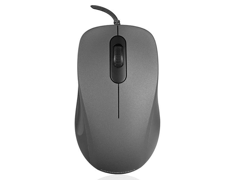 Mouse Modecom M10S Silent Optical Black
