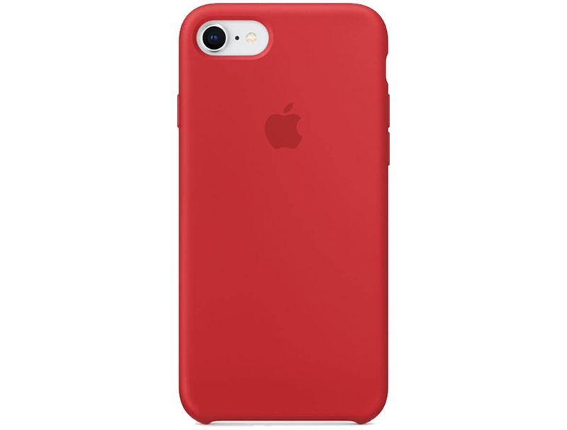 Apple Silicone Case iPhone 7 / 8 (PRODUCT) Red MQGP2 τηλεφωνία   αξεσουάρ   θήκες κινητών