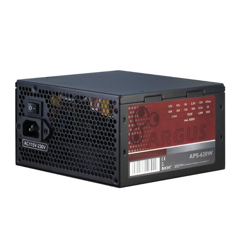 PSU ATX Inter-Tech Argus 620W computer   αναβάθμιση   tροφοδοτικά