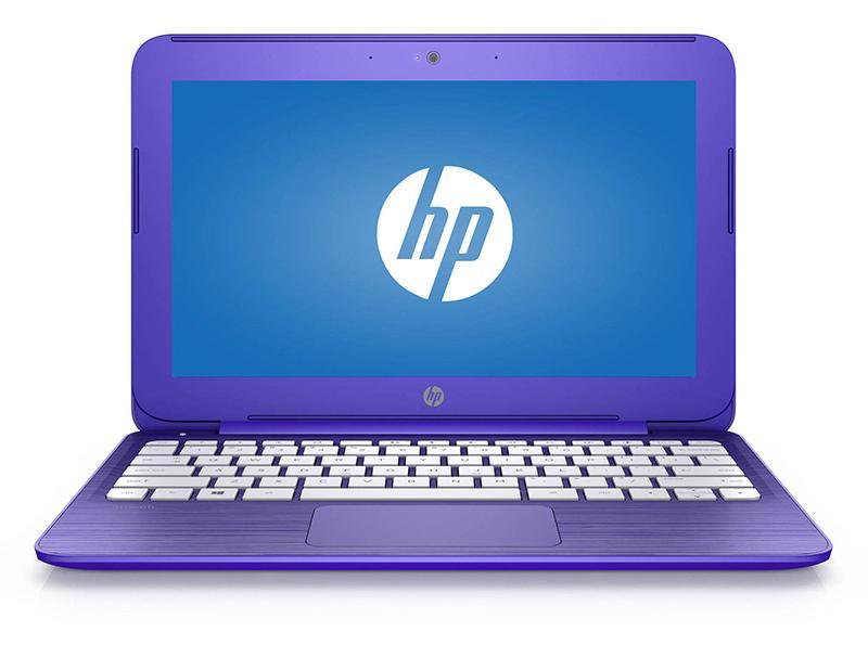 """Laptop HP 14-AX020WM 14"""" 1366x768 N3060,4GB,32GB,Intel HD 400,W10,Purple computer   υπολογιστές   laptop"""