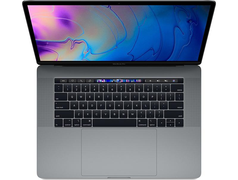 "Apple MacBook Pro MR932 15.4"" 2880x1800 Touch Bar i7-8750H,16GB,256GB,Radeon Pro computer   υπολογιστές   laptop"