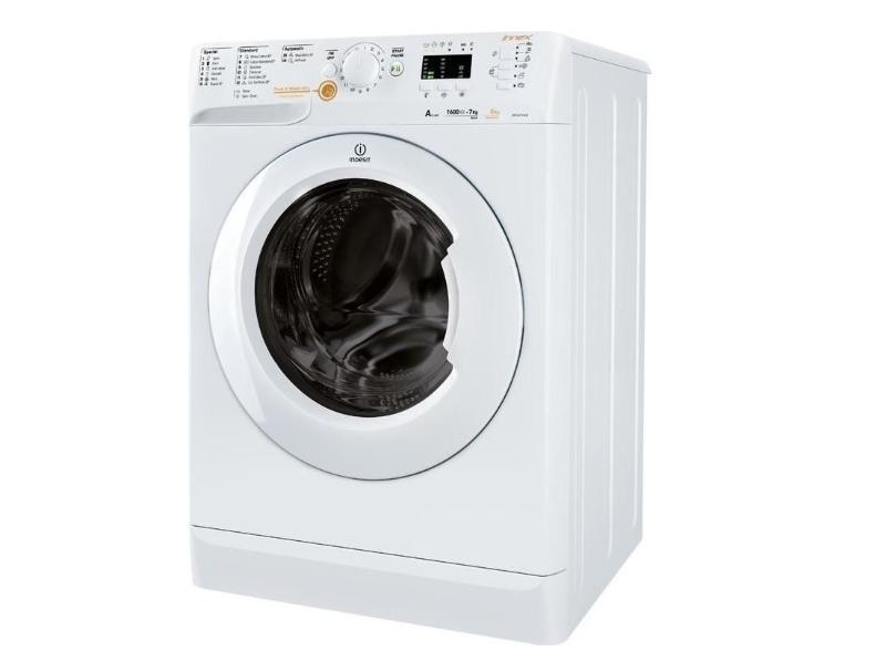 Πλυντήριο-Στεγνωτήριο Ελεύθερο Indesit XWDA 751680X W 7kg πλυση 5kg στεγνωμα 160 οικιακές συσκευές   λευκές συσκευές   πλυντήρια στεγνωτήρια ρούχων