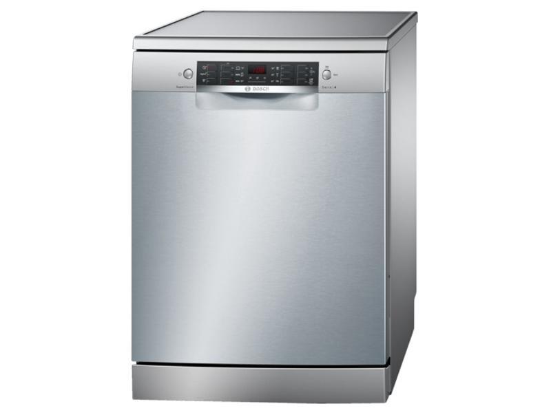 Πλυντήριο Πιάτων Ελεύθερο Bosch SMS46GI05E inox 60cm οικιακές συσκευές   λευκές συσκευές   πλυντήρια πιάτων