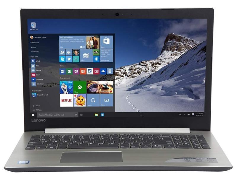 "Laptop Lenovo Ideapad 320-15IKBR 15.6"" 1366x768 Touch i7-8550U,12GB,1TB,Intel UH computer   υπολογιστές   laptop"