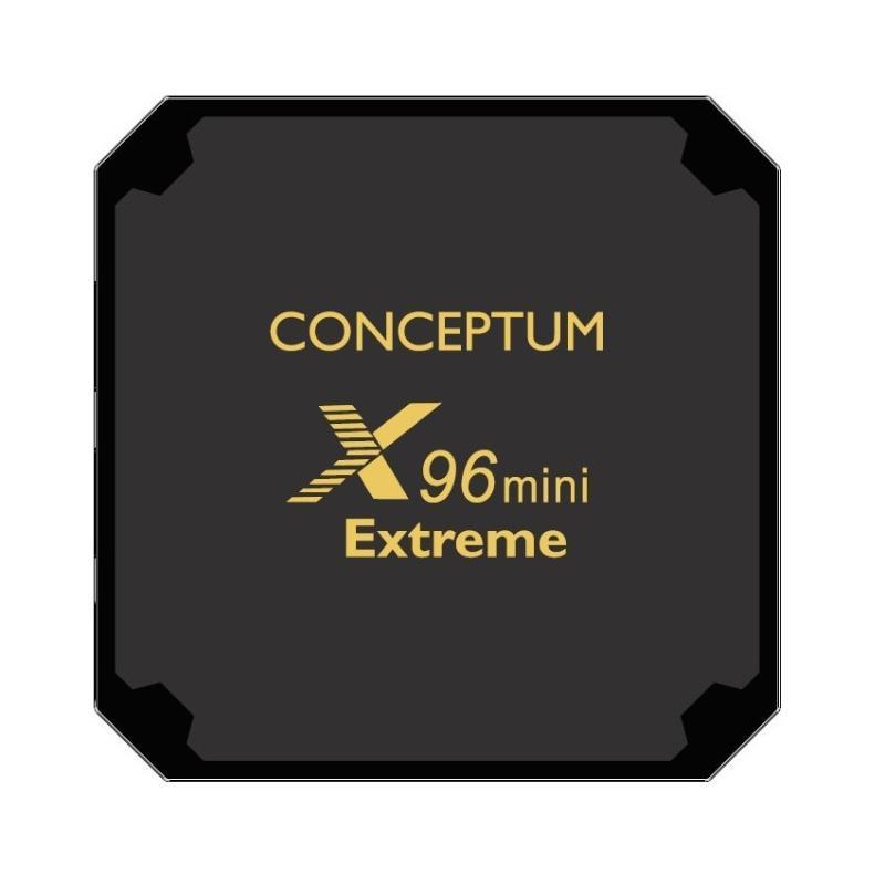 Android tv box Conceptum X96 mini extreme (S905W) εικόνα ήχος   αξεσουάρ   media players